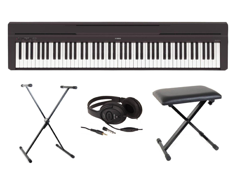 test piano numérique