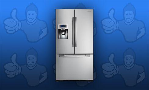 test refrigerateur