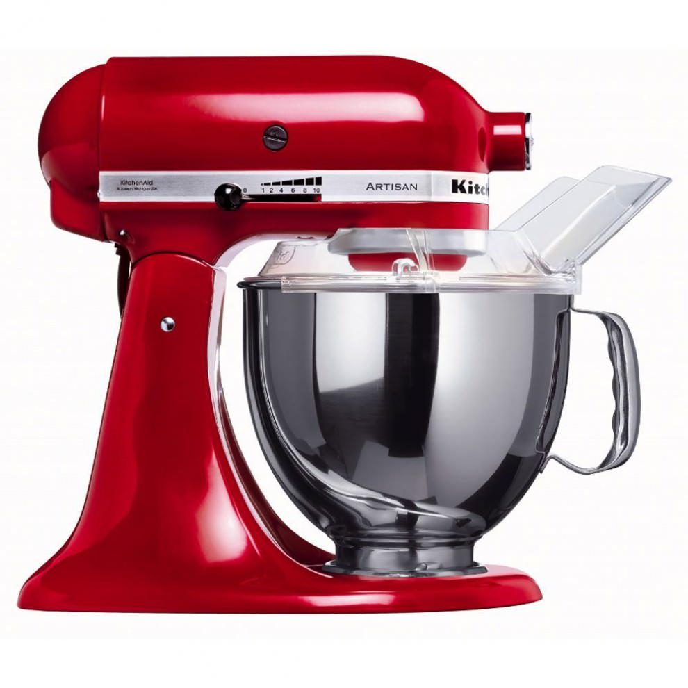 test robot kitchenaid