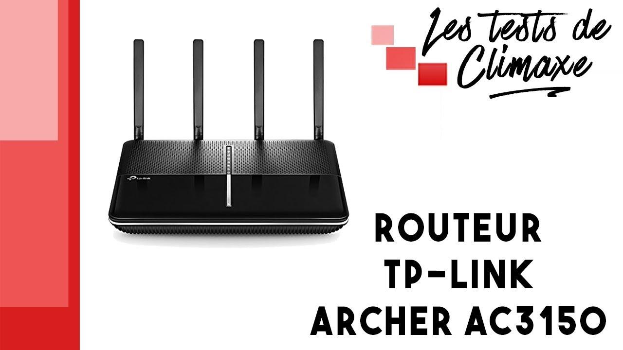 test routeur