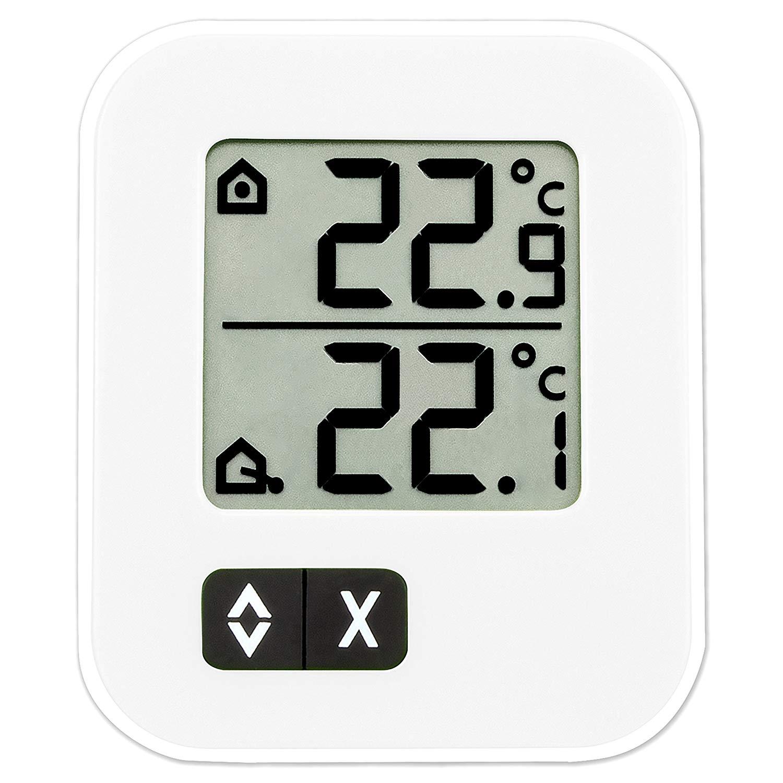 thermometre interieur exterieur