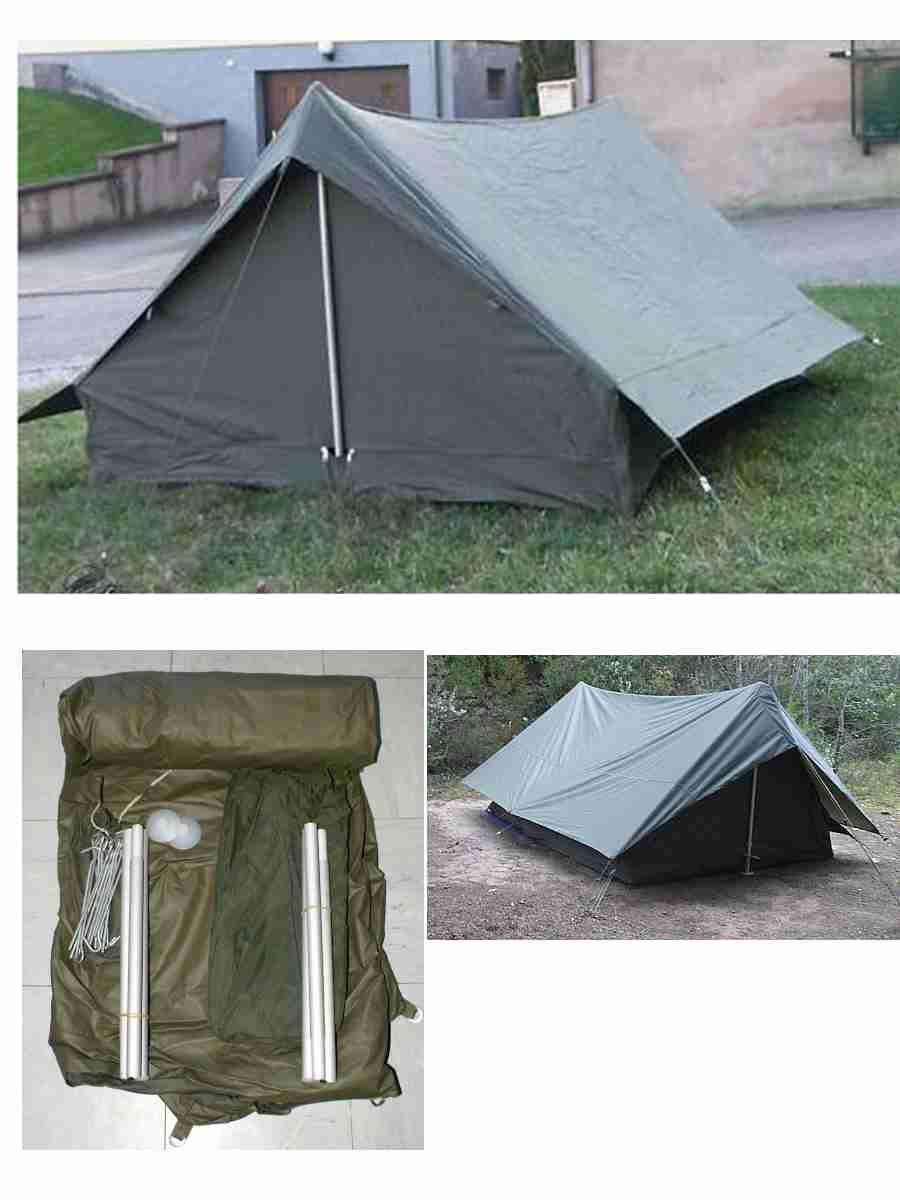 toile de tente militaire