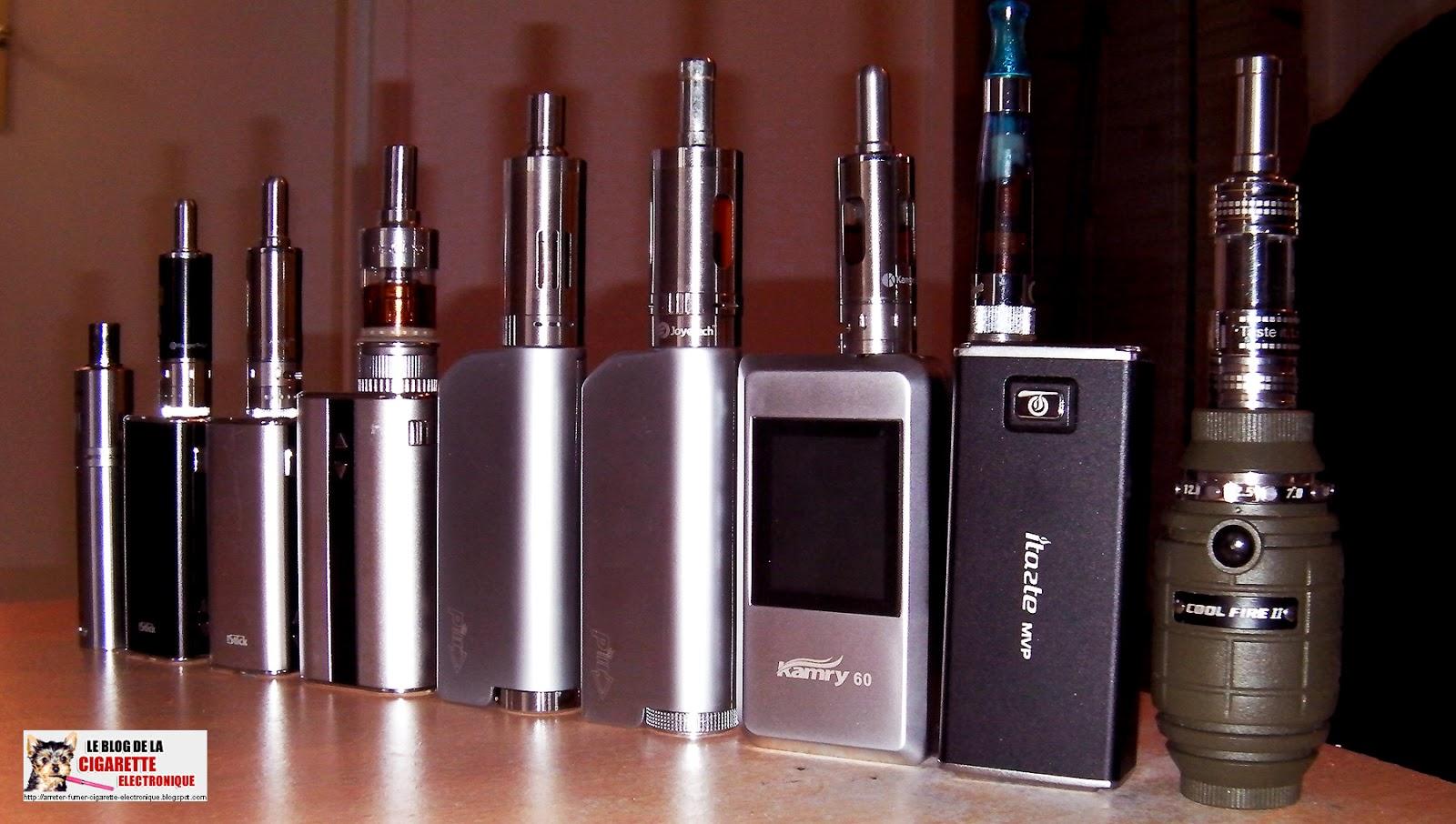 top 10 des cigarette electronique