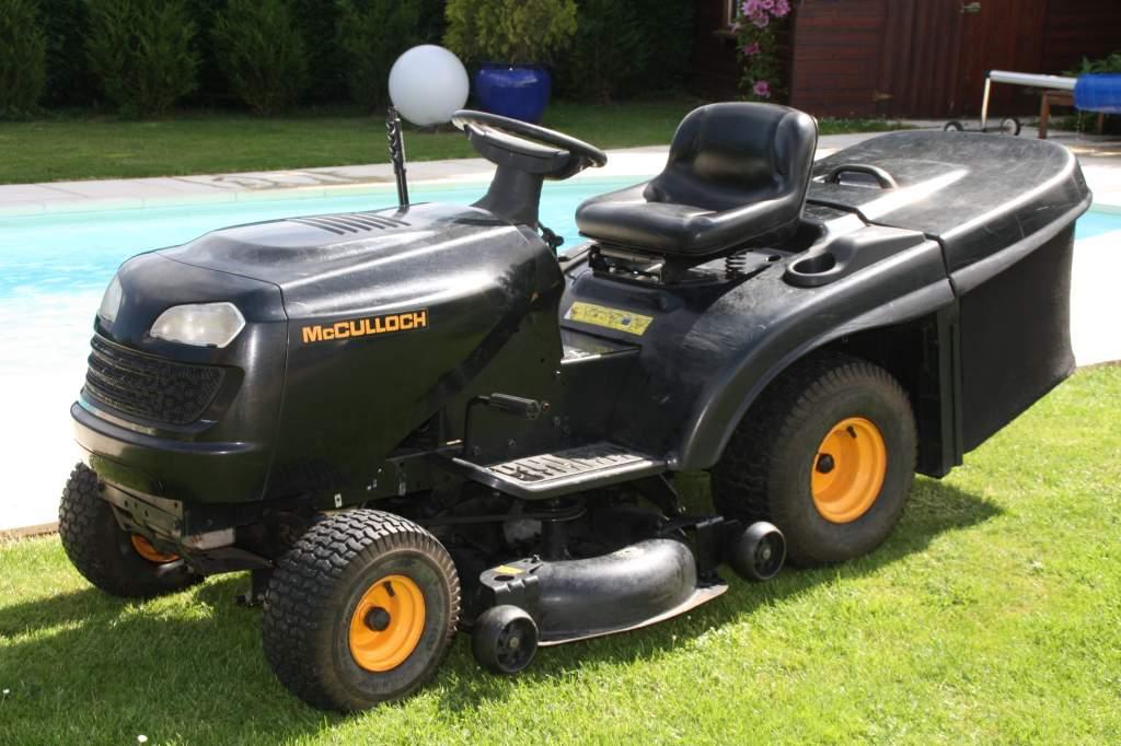 tracteur mc culloch