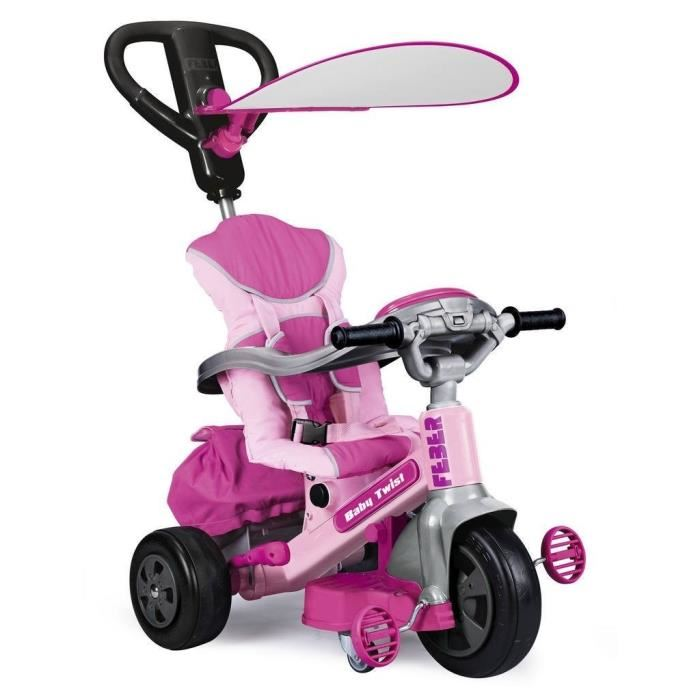 tricycle evolutif fille