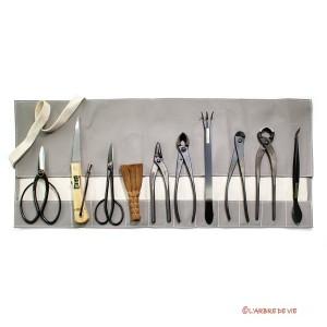 trousse a outils bonsai