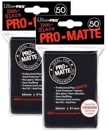 ultra pro pro matte sleeves