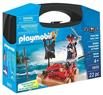 valisette pirate playmobil
