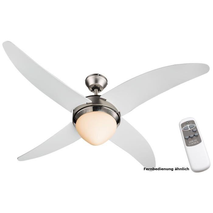 ventilateur de plafond telecommande