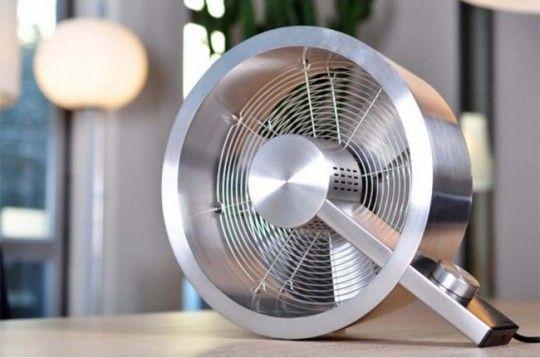 ventilateur design silencieux