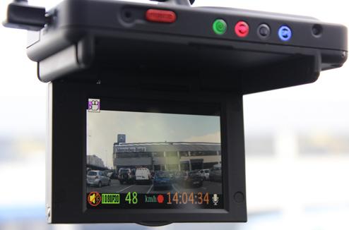 video embarquée voiture
