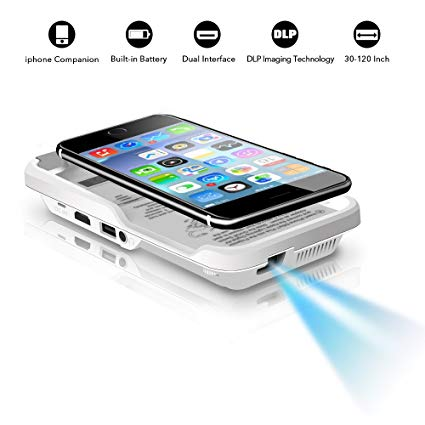 video projecteur iphone 6
