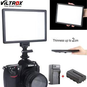 viltrox l116t battery