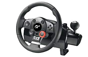 volant pc logitech