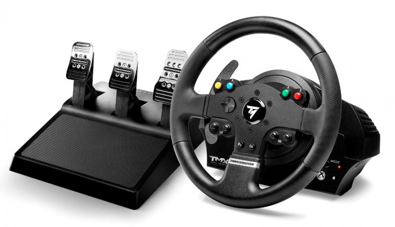 volant thrustmaster tmx pro