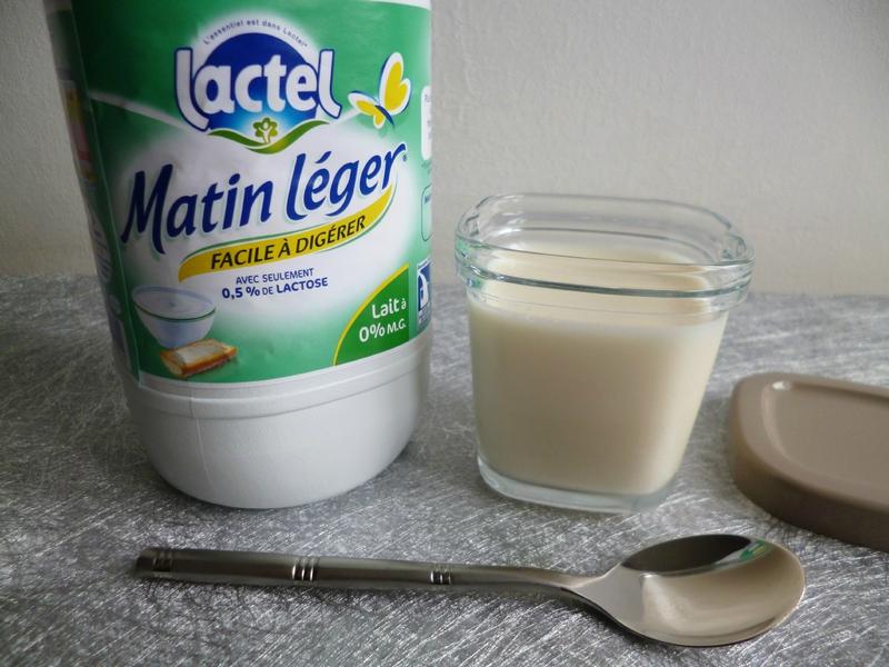 yaourt sans lactose maison